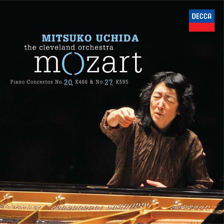 内田光子モーツァルト20番(新盤)